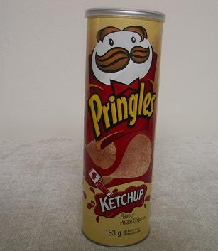 Pringlesketchup